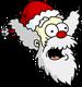 Krusty Noël Surpris