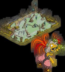 Pack Folle aux iguanes (alternative)