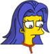 Marge Anime Triste