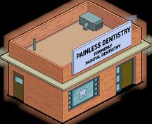 Dentiste sans douleur
