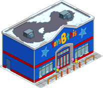 """Magasin de jouets Toys """"B"""" This"""