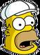 Super Big Homer Surpris