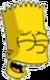 Bart Mort de rire