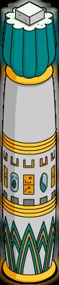 Pack de piliers égyptiens