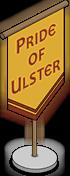 Bannière Fierté d'Ulster