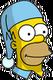 Homer Bonnet de nuit