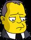 J. Edgar Hoover Triste