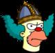 Krusty Krustcraft Ennuyé
