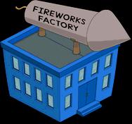 Fabrique de feux d'artifice