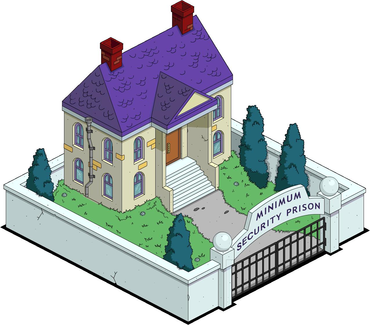 Prison de sécurité minimale
