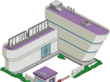 Usine Powell Motors