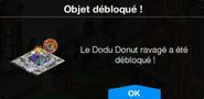 Dodu Donut ravagé Déblo
