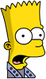 Bart Cyborg Surpris