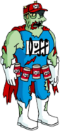 Duffman Zombie