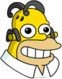 Homer Anime Content