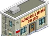 Magasin d'armes à feu