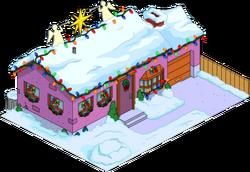 Maison des Van Houten de Noël.png