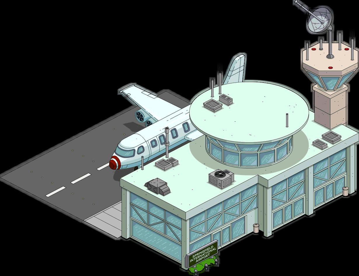 Aéroport de Springfield
