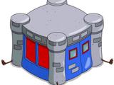 Château-trampoline