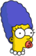 Marge bébé Tétine