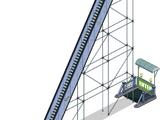 Escalator vers nulle-part