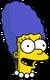 Marge bébé Content