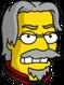 Matt Groening Colère
