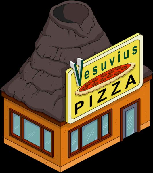 Pizzeria Le Vésuve