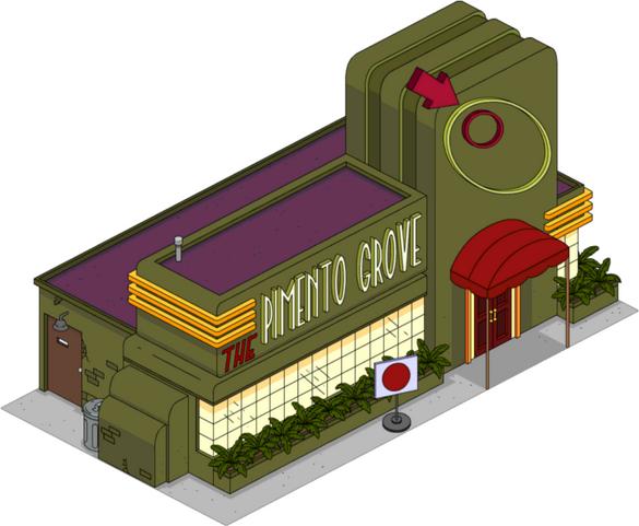 Restaurant Pimento Grove
