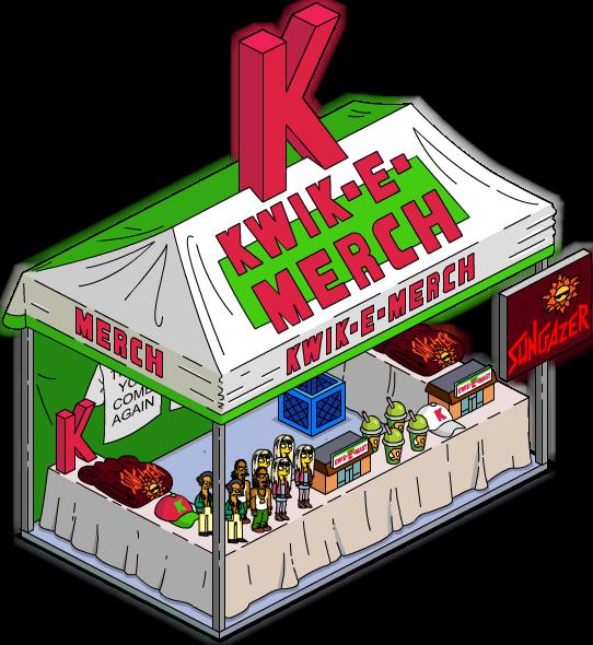 Kwik-E-Merch