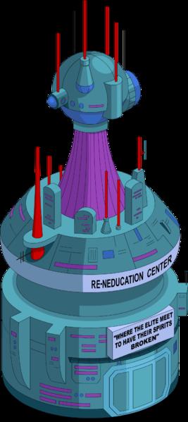 Centre de ré-Neducation