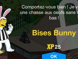 Bises Bunny