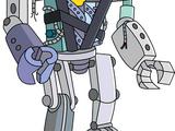 Bart Cyborg