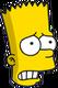 Bart Effrayé