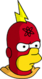 Radioactive Man Ennuyé Icon