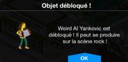Weird Al Yankovic Déblo