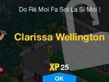 Clarissa Wellington