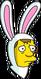 Bises Bunny Triste Icon