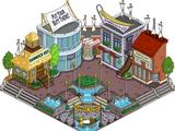 Quartier des hamacs