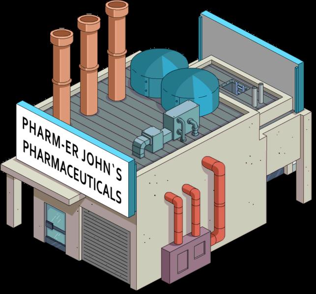 Pharmacie John