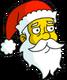 Père Noël Inquiet