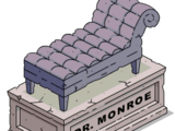 Pierre tombale de Marvin Monroe