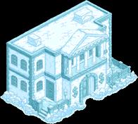 Banque de neige