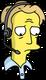Commentateur Dave Triste