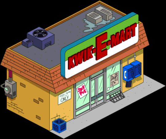 Indispensable Kwik-E-Mart