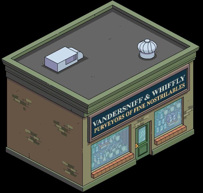 Parfumerie Vandersniff & Whiffly