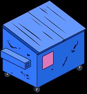 Benne (bleue)