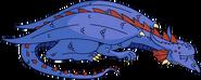 Burnsdragon resting active image 2