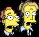 Commentateurs de Baston de robots Surpris