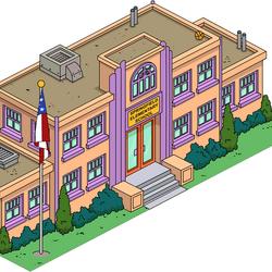 École primaire de Springfield